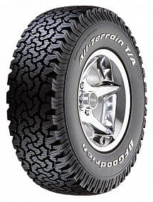 R16 215/70 100R LT B.F. Goodrich ALL TERRAIN